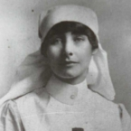 Olive as Volunteer Nurse