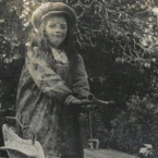 Marjorie French in Olive's Toy Car