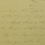 Strokestown Relief Committee to the Lord Lieutenant, 26 December 1847