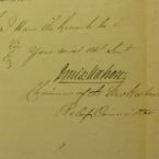 Strokestown Relief Committee to the Lord Lieutenant, 25 June 1846