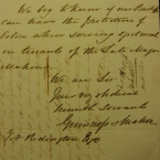 John Ross Mahon to the Lord Lieutenant, 16 December 1847